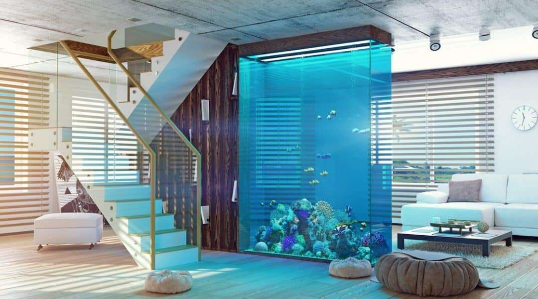 How glass can open up your staircase