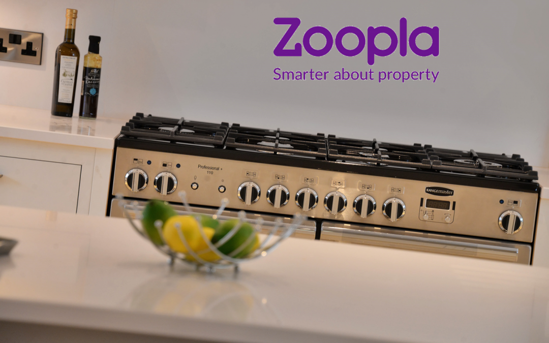 Zoopa feature: Maximising small kitchen spaces