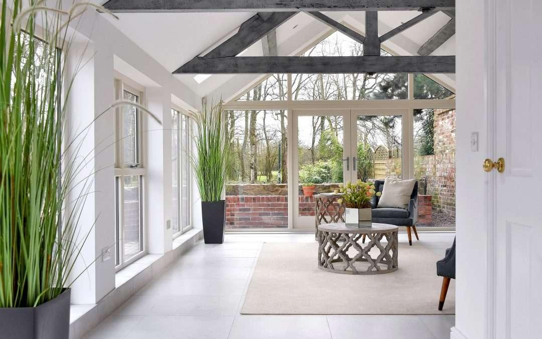 Trends for indoor/outdoor rooms
